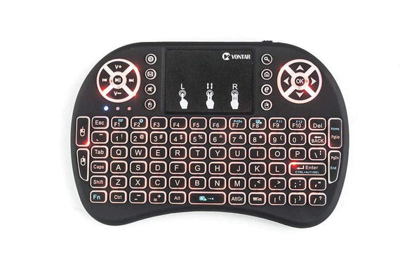 NextgenHype Advanced Wireless Keyboard Touchpad
