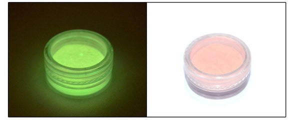 NextgenHype Nail Styled-to-style™ Glowing Neon Nail Pigments (Box of 10)