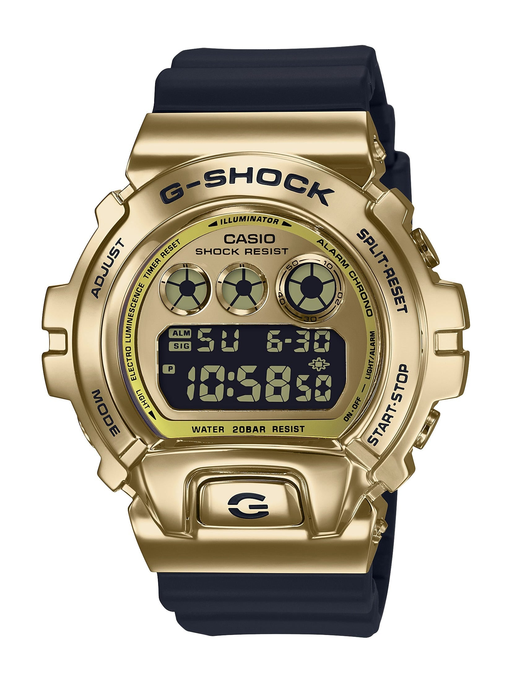 Casio G-SHOCK Digital GM6900G-9 Watch