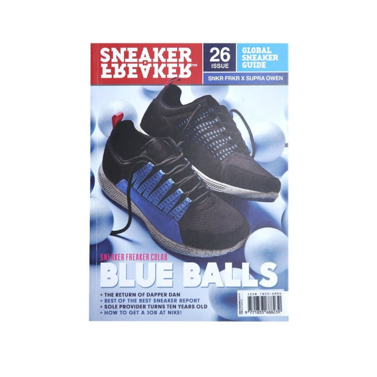 SNEAKER FREAKER ISSUE 26 | SUPRA OWEN
