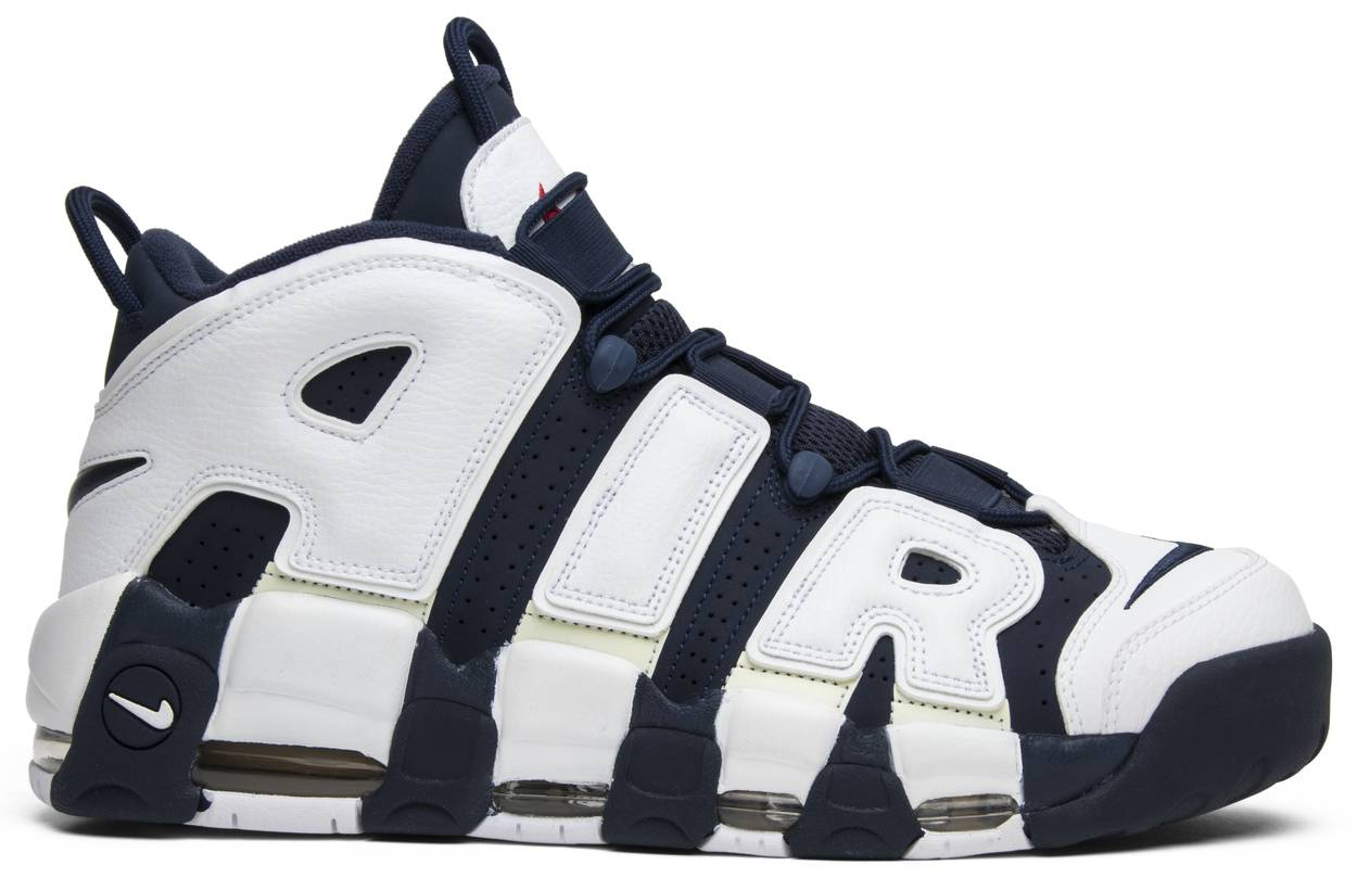 Nike Air More Uptempo 'Olympic'