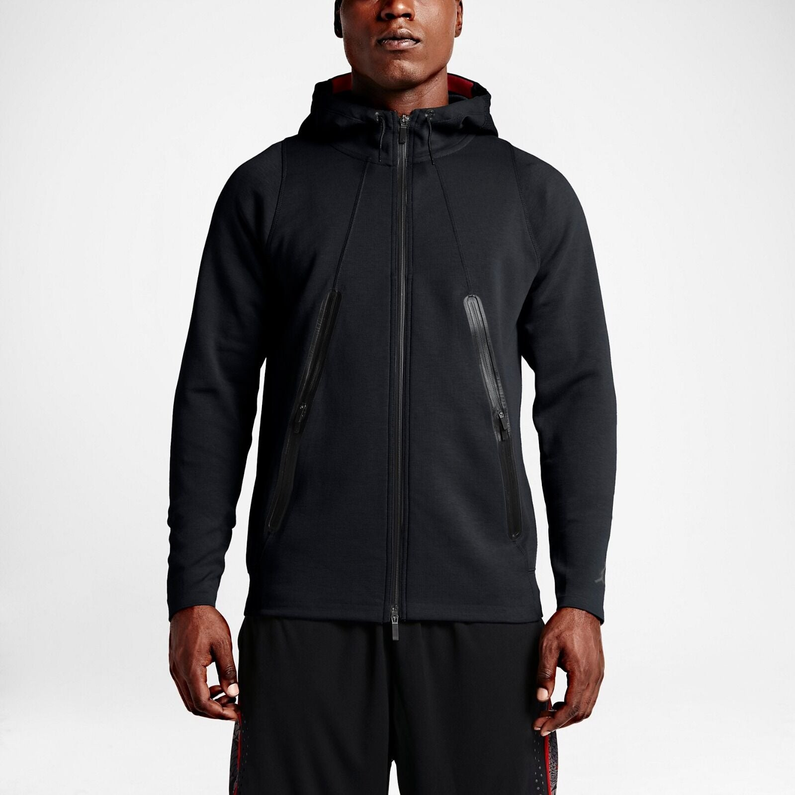 Jordan Tech Lite Full Zip Fleece Hoodie