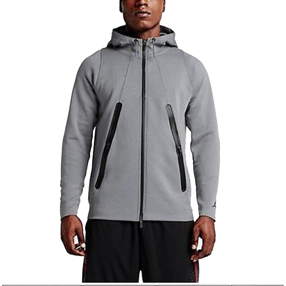 Jordan Tech Full Zip Fleece Hoodie