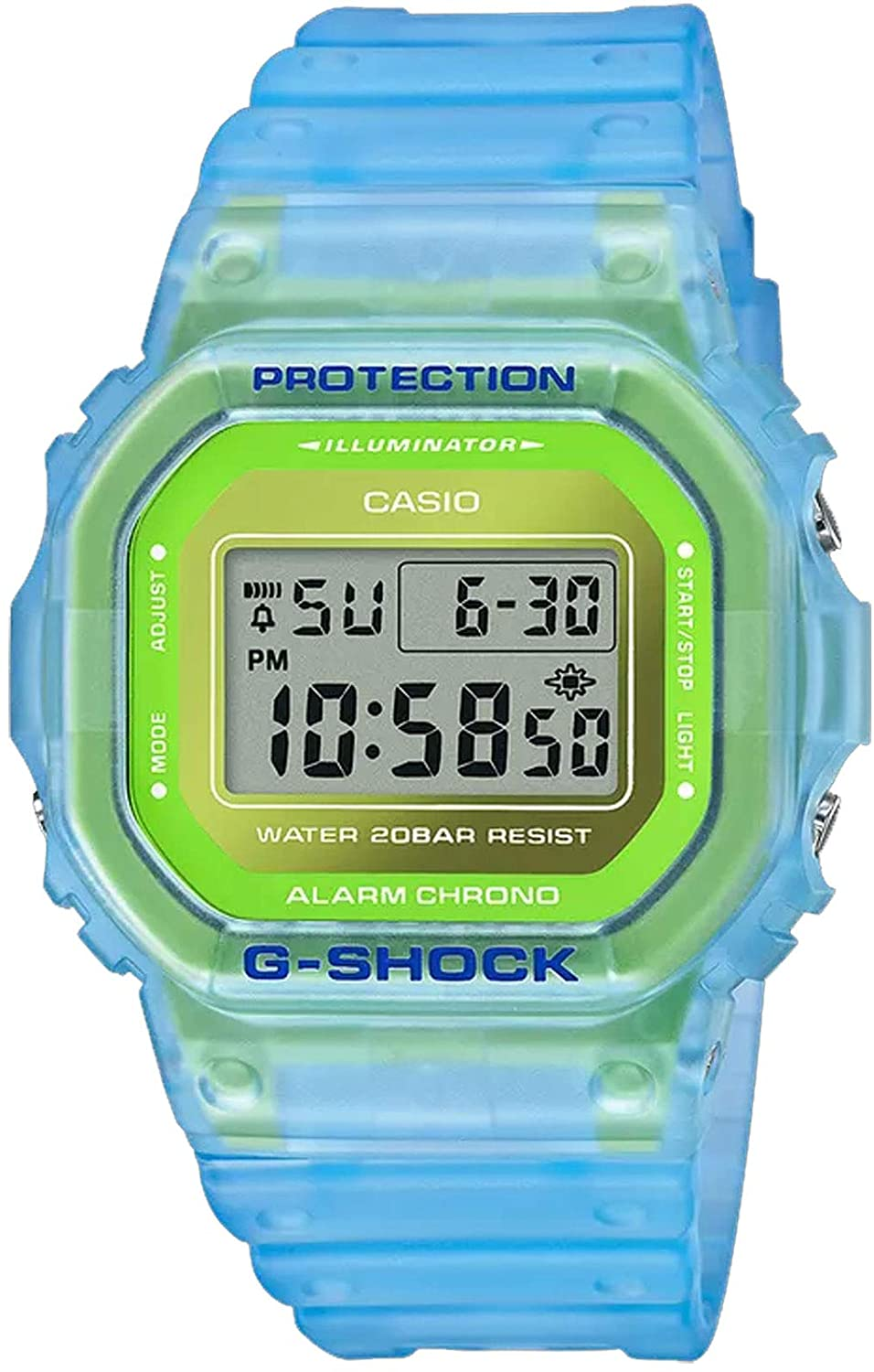 Casio G-SHOCK Digital DW5600LS-2 Watch