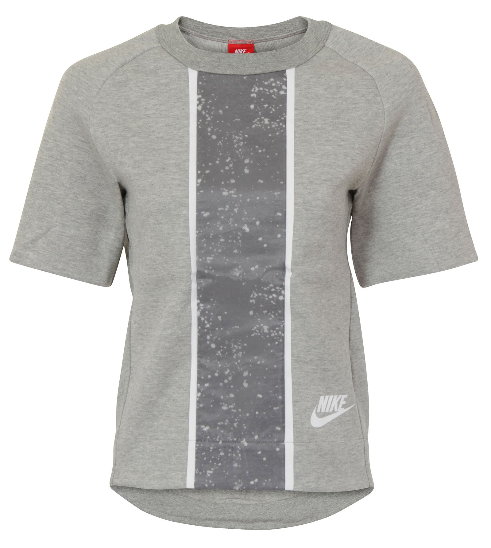 NIKE WOMENS TECH FLEECE S/S CREW