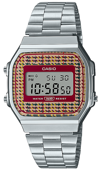 Casio G-SHOCK A168WEF-5AVT Vintage Watch