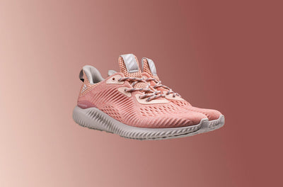 a2c5c073f adidas Womens Alphabounce EM Trace Pink - Oneness Boutique