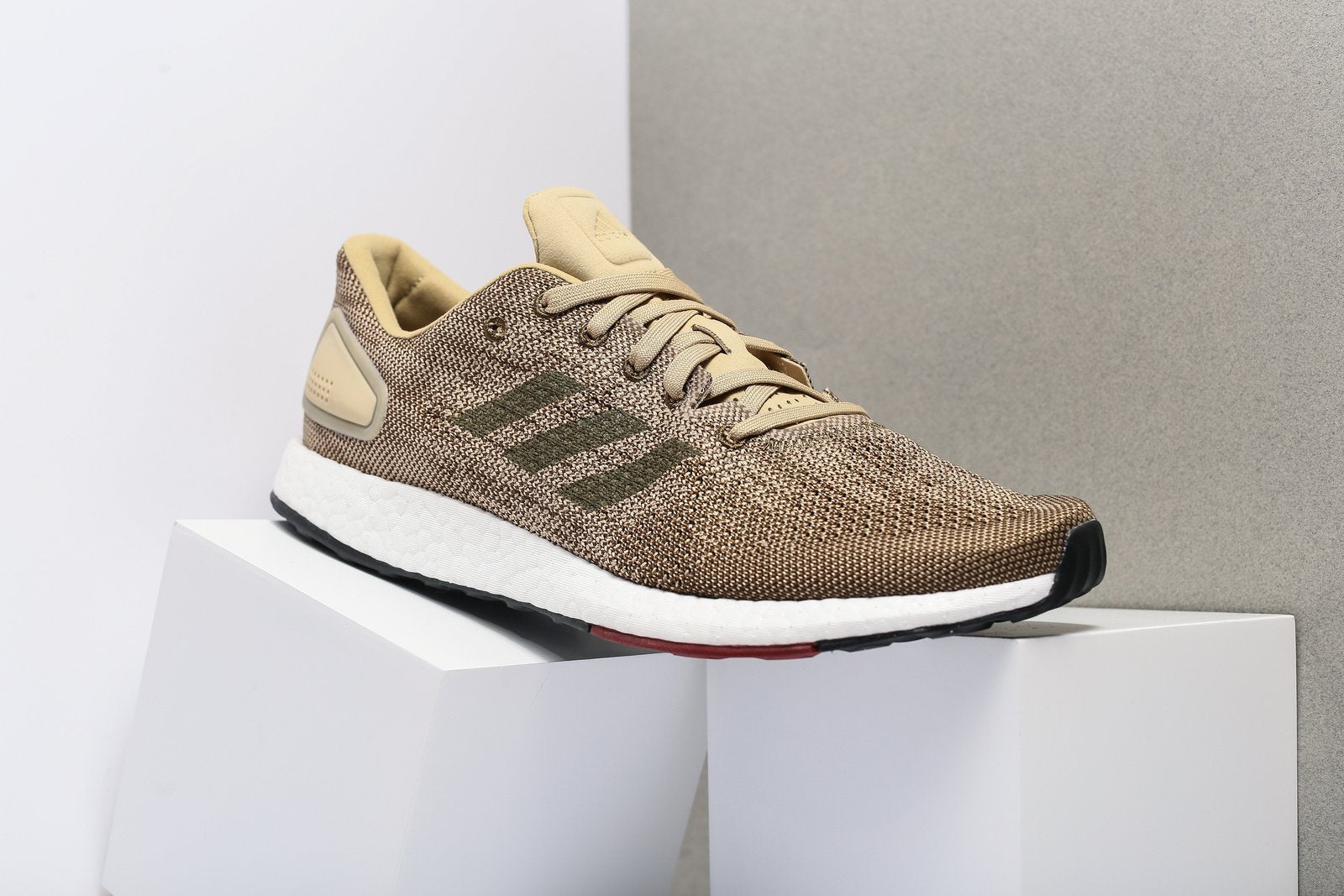 2bee8562b6843 ADIDAS PUREBOOST DPR Raw Gold BB6292 - Oneness Boutique