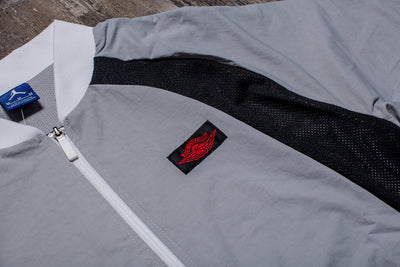 JORDAN AJ1 WINGS JACKET Wolf Grey