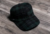 STAMPD WOOL PLAID CAP