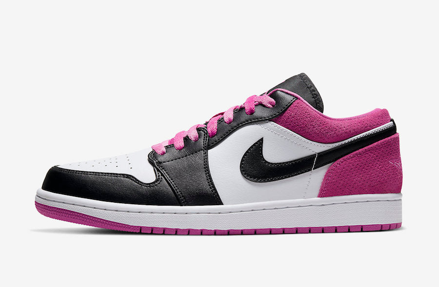 Air Jordan 1 Low SE 'Fuchsia' xld