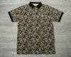 BILLIONAIRE BOYS CLUB  BB BRIGADE SS POLO