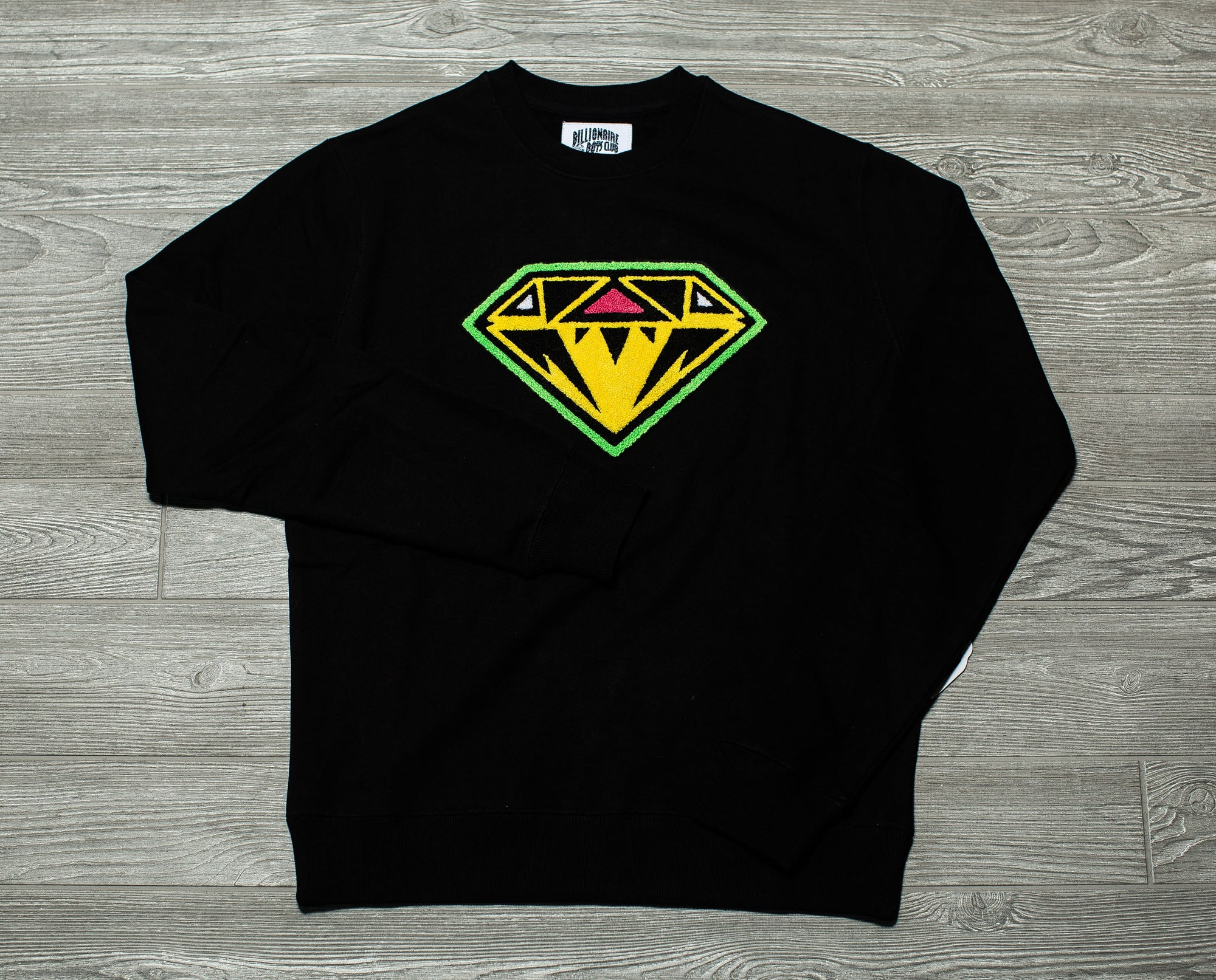 65054e781 BILLIONAIRE BOYS CLUB BB MOTO DIAMOND CREW - Oneness Boutique