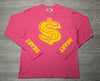BILLIONAIRE BOYS CLUB BB MOTO DOLLAR LS KNIT