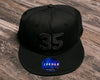 JORDAN Jumpman True 35 Fitted Baseball Hat Scottsdale Scorpions