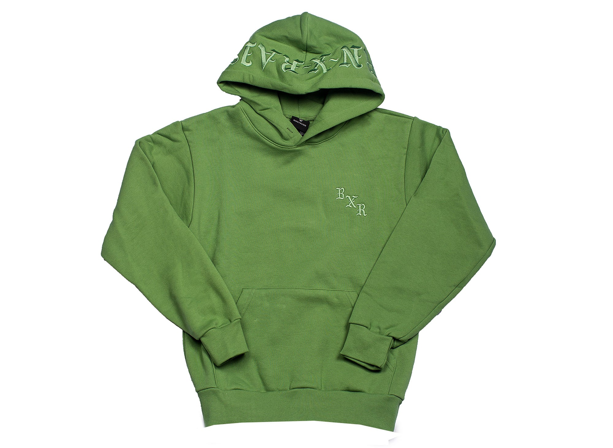 BORN x RAISED TONAL L/S HOODY