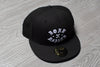BORN x RAISED NEW ERA FITTED ROCKER HAT