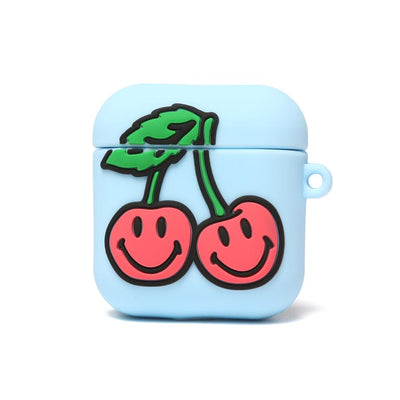 Chinatown Market Smiley Cherry AirPods Case