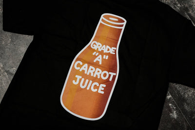CARROTS CARROT JUICE T SHIRT