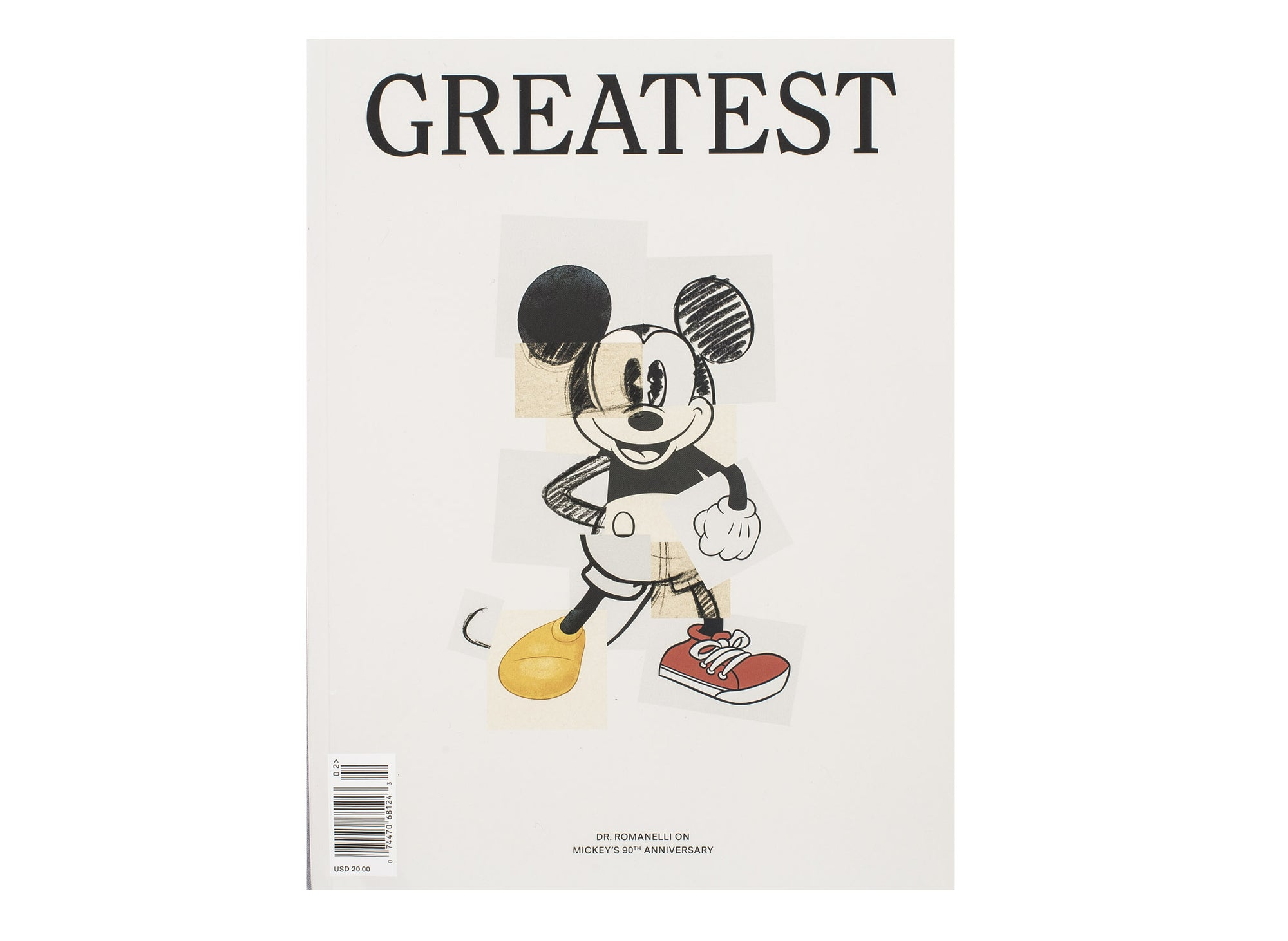 GOAT Greatest Magazine Issue 002 Winter 18/19