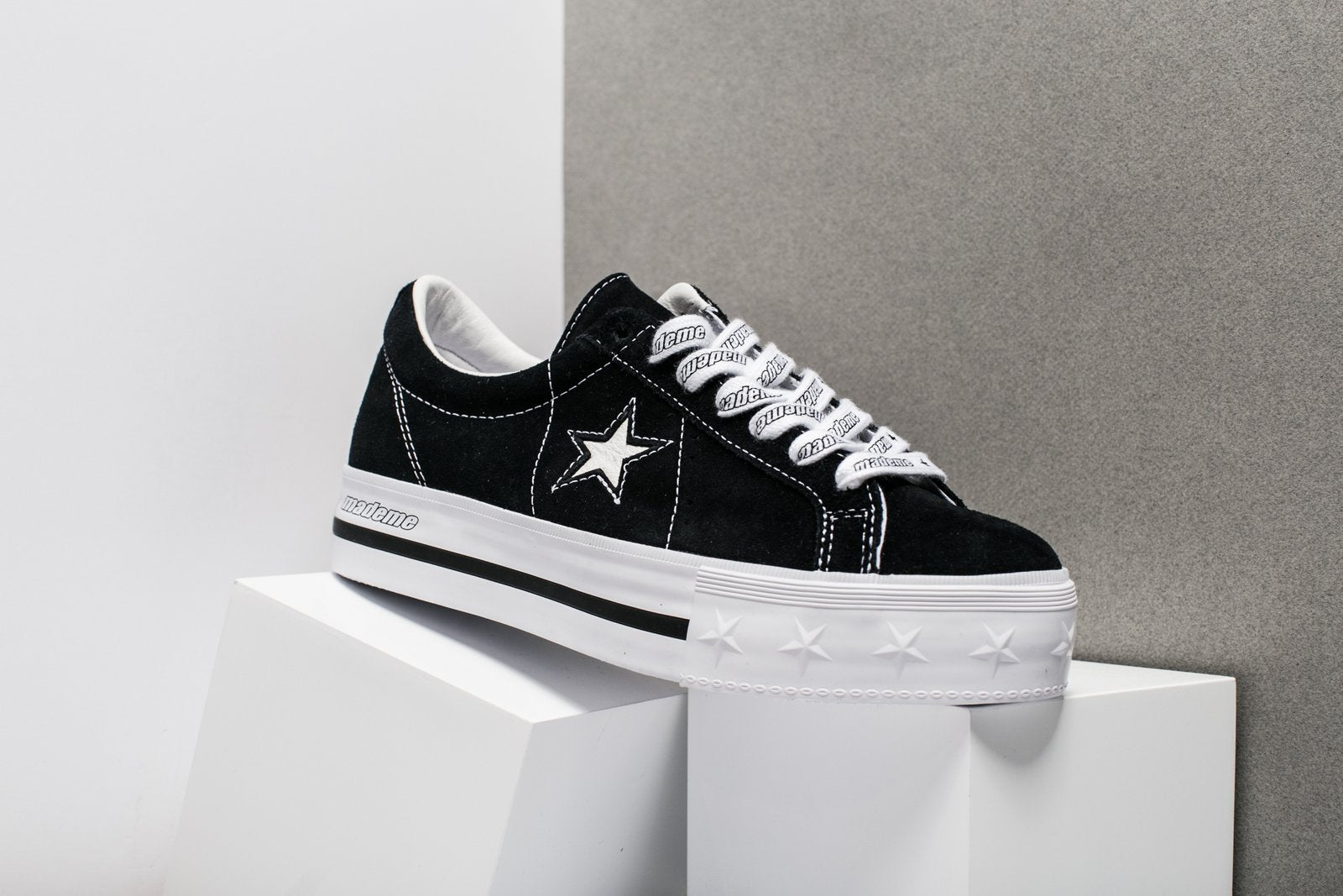 8cd3400013a65a CONVERSE X MADEME ONE STAR PLATFORM OX - Oneness Boutique