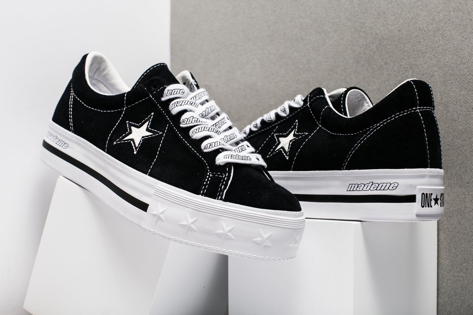 choose genuine offer discounts luxury fashion Converse x MadeMe Women's One Star Platform Ox Low Top ...