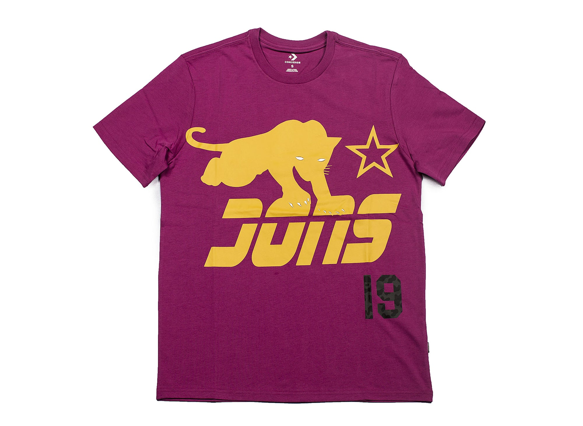 CONVERSE x JUST DON GRAPHIC TEE