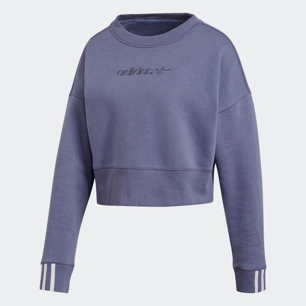 ADIDAS COEEZE SWEAT CROP
