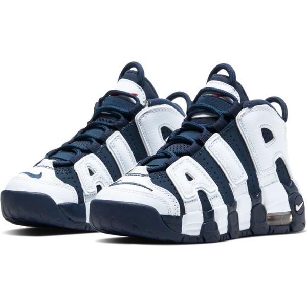 Nike Air More Uptempo Kid's PRE SCHOOL SIZE Shoe xld