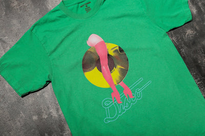 DISCO TUESDAYS 12'' BOOTS T SHIRT