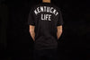 DIAMOND SUPPLY CO x ONENESS KENTUCKY LIFE TEE BLACK