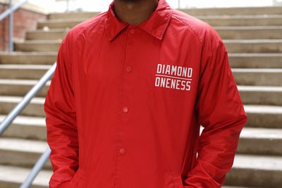 "Diamond Supply Co x Oneness ""KY Life Rivalry"" Pack Coach Jkt"