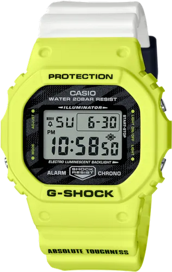 Casio G-SHOCK Digital DW5600TGA-9 Watch
