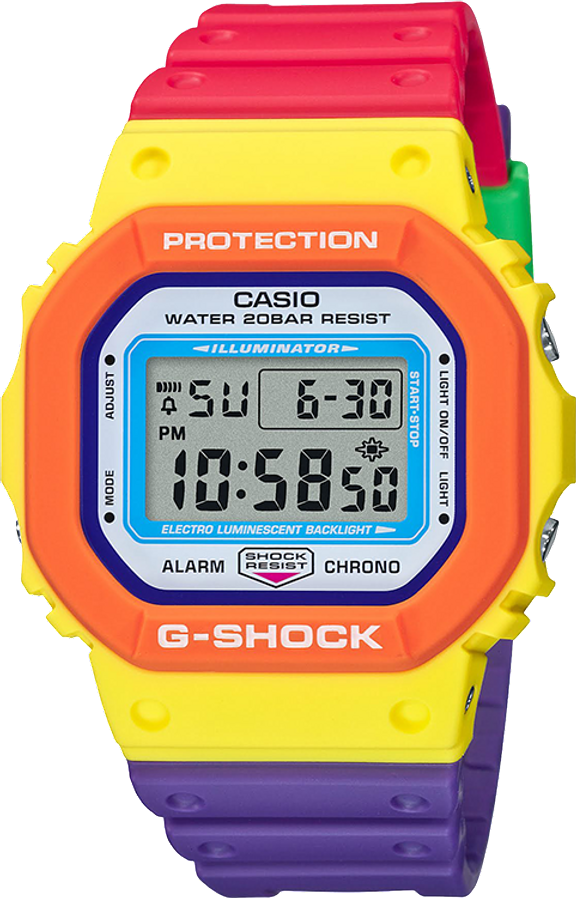 Casio G-SHOCK Digital DW5610DN-9 Watch