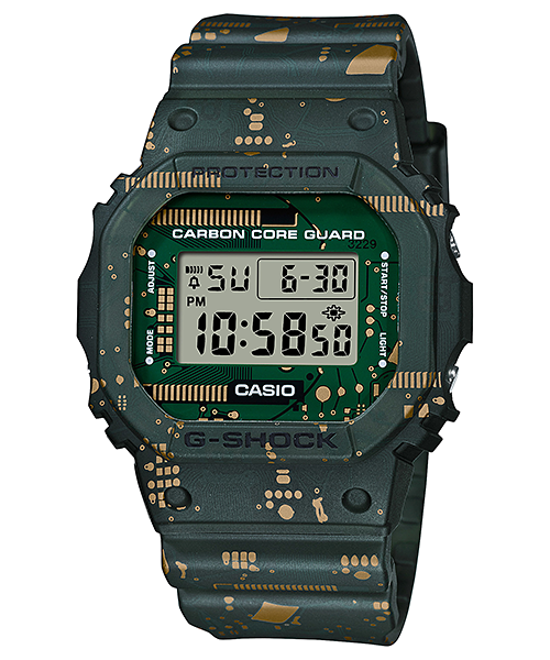 Casio G-SHOCK DWE5600CC-3 Watch