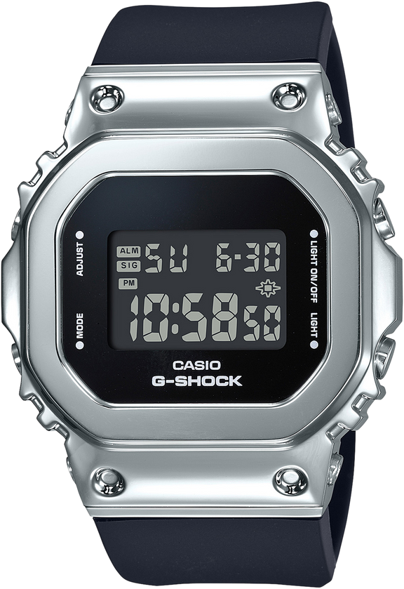 Casio G-SHOCK GMS5600-1 Women's Watch