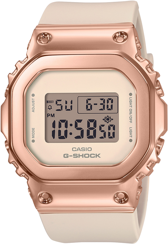 Casio G-Shock Women's GMS5600PG-4 Watch