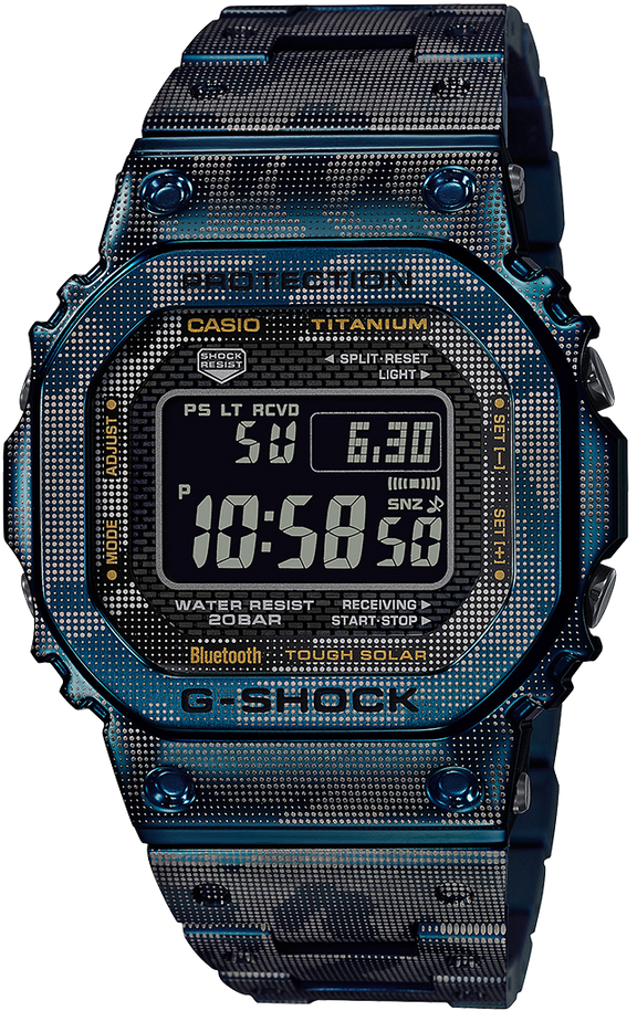 Casio G-SHOCK Limited Edition GMWB5000TCF-2 Watch