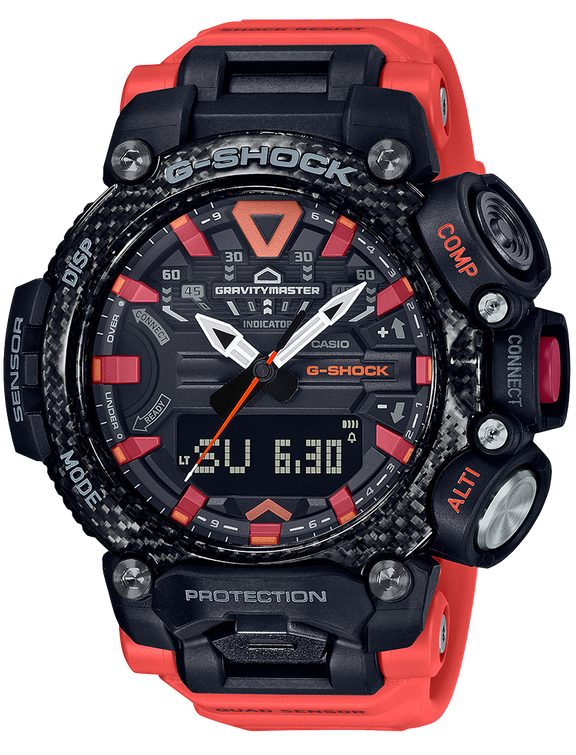 Casio G-SHOCK Master Of G GRB200-1A9 Watch