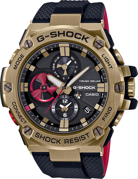 Casio G-SHOCK Limited Edition GSTB100RH-1A Watch