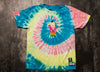 HUF x SOUTH PARK BIG GAY AL TIE DYE S/S TEE