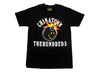 THE HUNDREDS x CHINATOWN MARKET HAPPY ADAM T-SHIRT