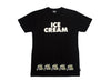 BILLIONAIRE BOYS CLUB CREAM SS TEE