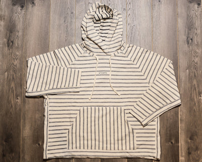 STAMPD - VINTAGE TERRY RAGLAN SWEATER