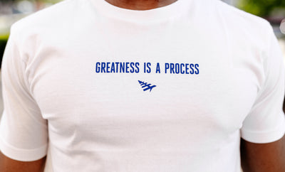 Oneness x Roc Nation Greatness Is A Process Tee