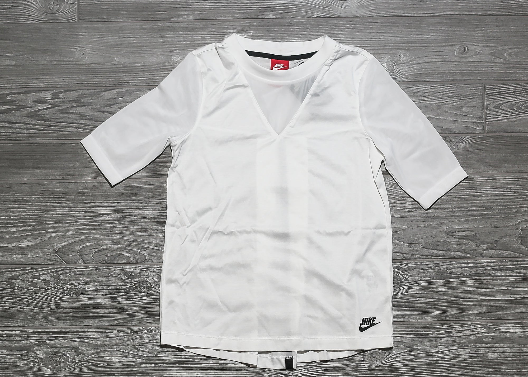 NIKE WOMENS NSW BONDED TOP