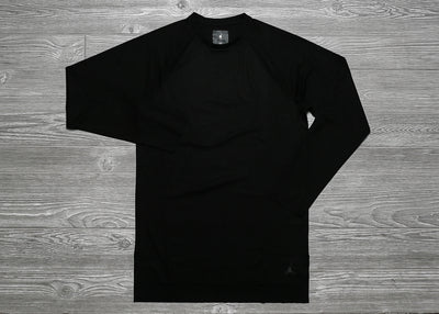 23 LUX LONG-SLEEVE RAGLAN TOP