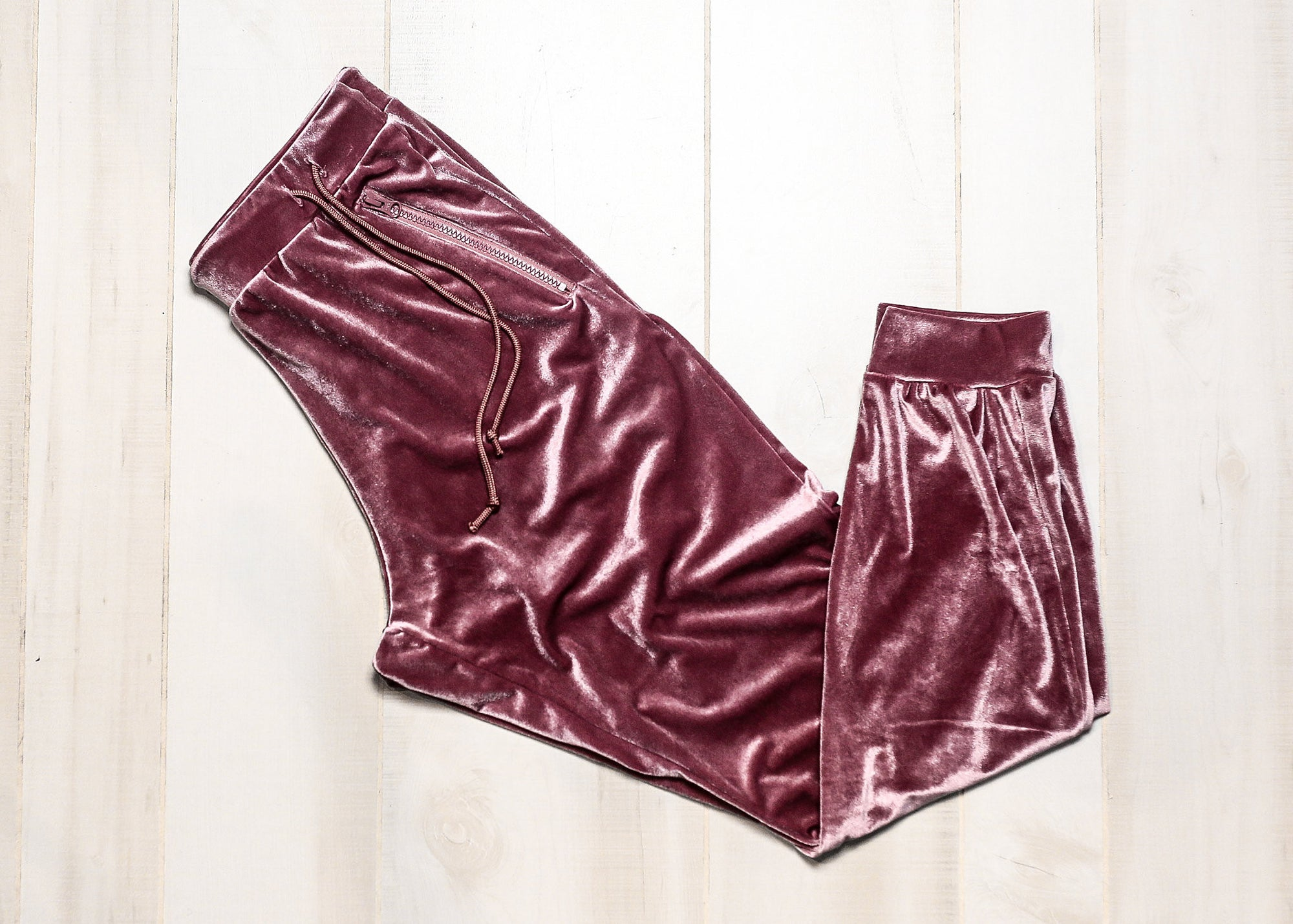 CLOT - VELOUR TRACK PANTS