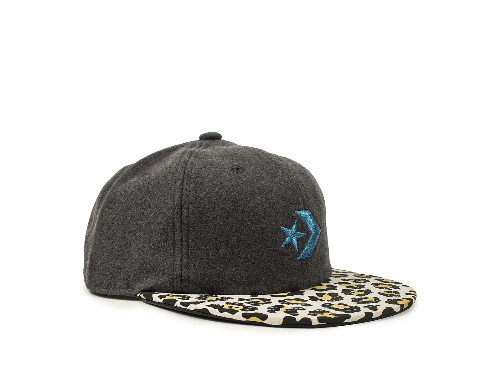 7ff697c92f0 CONVERSE x JUST DON LEOPARD BRIM HAT