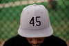 JORDAN Jumpman True 45 Fitted Baseball Hat Birmingham Barons